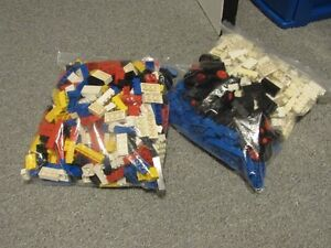 On hold - 4 pounds clean Lego