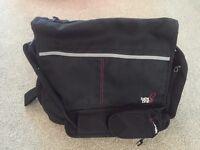 Black Baba Bing Changing Bag
