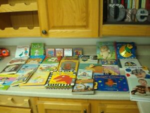 30 Books for children up to 3 years or so (Kentville)