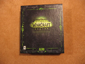 World of Warcraft Legion Collector's Edition - $200