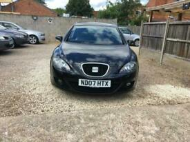 SEAT Leon 1.6 Essence Hatchback 5dr Petrol Manual, DRIVES VERY WELL,