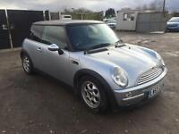 Mini Cooper 2004/53 Plate 1.6 Petrol Automatic Low Mileage