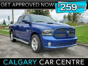 2014 Ram 1500 $259B/W DRIVE HOME TODAY! QUICK AND EASY FINANCING