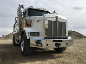 Accepting Applications for Class 1 Truck & Quadwagon Drivers