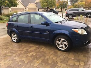 2005 Pontiac Vibe Safetied