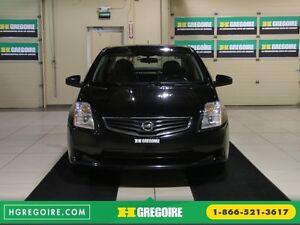 2012 Nissan Sentra 2.0 SL AUTOMATIQUE A/C MAGS CUIR
