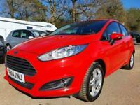 2014 Ford Fiesta ZETEC 5-Door Hatchback Petrol Manual