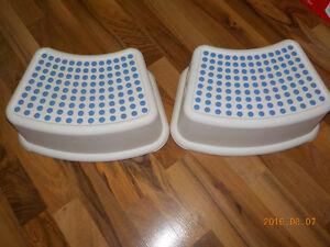 Potty seats set of 2 and step stools Edmonton Edmonton Area image 4