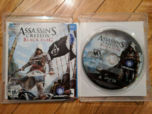 "Jeu ""Assassin's Creed - Black Flag"" *NEUF* - PS3"