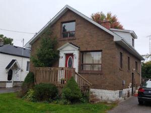 Detached 3 Bedroom Plus Den House For Rent