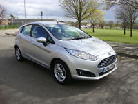 Ford Fiesta 1.25 ( 82ps ) Zetec 5-dr 2014