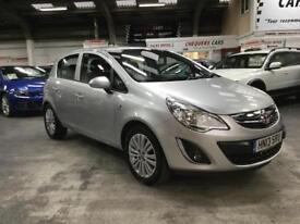 Vauxhall Corsa Energy Ac Hatchback 1.2 Manual Petrol