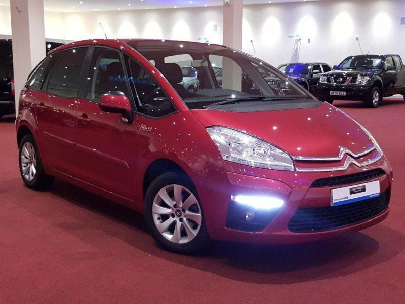 2012 citroen c4 picasso 1 6 hdi edition 5dr in luton bedfordshire gumtree. Black Bedroom Furniture Sets. Home Design Ideas