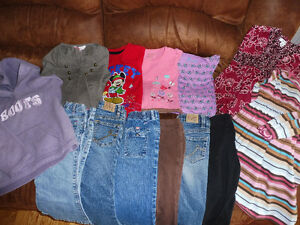 Girls winter clothes - 3 years