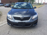 2010 Toyota Corolla PWR Windows. Certified & E-tested.