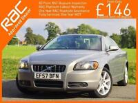2007 Volvo C70 2.4i SE 6 Speed Convertible Electric Hard Top Full Leather Dynaud