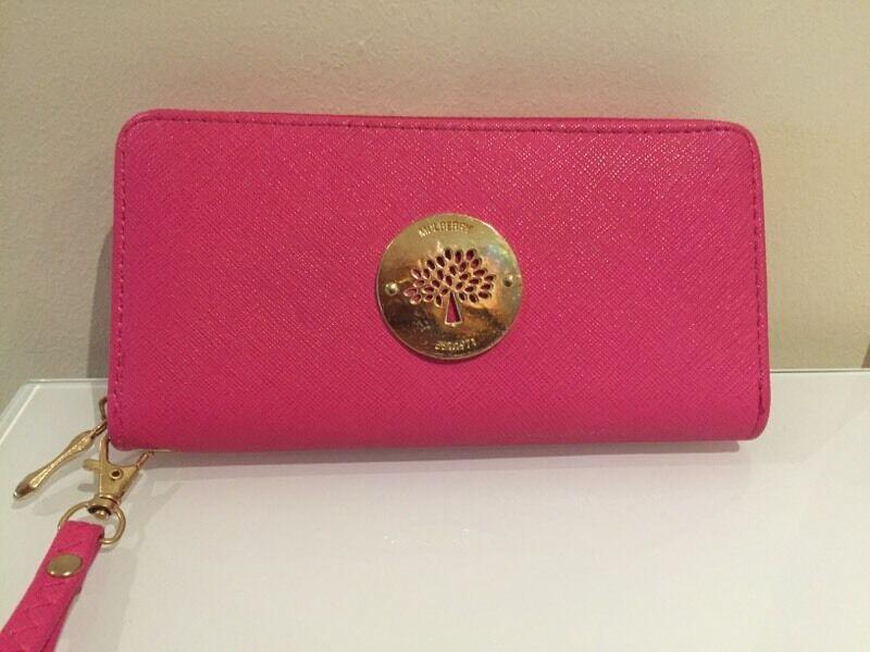 2c6d2ed418f denmark pink mulberry purse b1009 b99e2