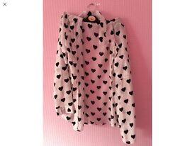 Heat blouse