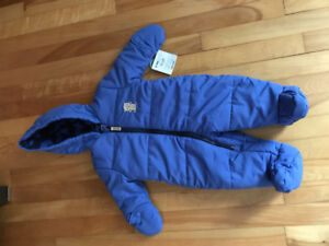 Size 3-6 Mths Snow Suit NWT $15