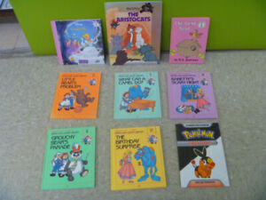 Assorted Children Books $1 Each Or Less