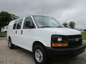 2015 Chevrolet 2500 Express Van
