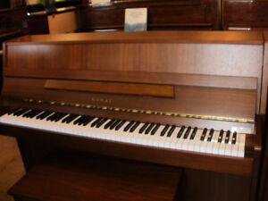 QUALITY ACCOUSTIC PIANOS