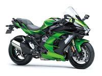 2018 Kawasaki Ninja H2 SX SE Special Edition Supercharged Touring Motorcycle