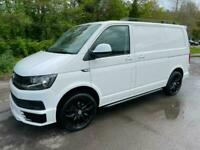 2018 Volkswagen Transporter T6 TDI TRENDLINE SWB IN CANDY WHITE - EURO SIX Van S