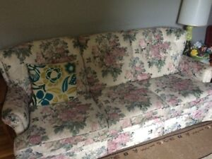 Couch set: couch and chair