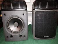 Optimus Pro LX5 Speakers w/ Linaeum Tweeters - Great Condition