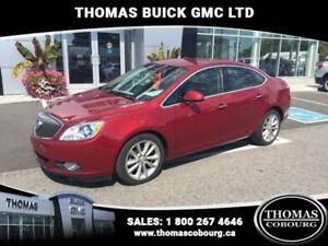 2014 Buick Verano Leather Group  - $111.21 B/W - 160