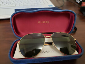 2675959a6f Gucci GG0014S 006 Grey Men Sunglasses