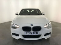 2015 BMW 116D M SPORT DIESEL 1 OWNER SERVICE HISTORY FINANCE PX WELCOME