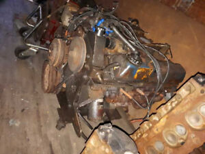 ford motors 302, 351,  260 with 3 spd
