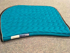 Tapis de selle anglaise