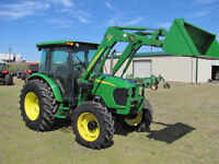 Wanted cab , loader 4x4 tractor