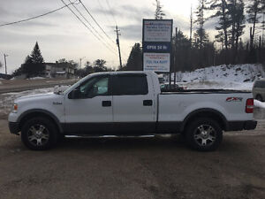 STRONG RUNNING 2007 Ford F-150 FX4! WON'T LAST LONG!! CERTIFIED!