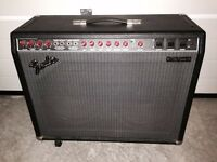 """Fender """"The Twin"""" Twin Reverb / Evil Twin / Red Knob"""