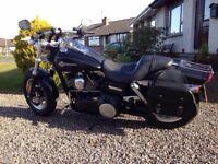 2014 Immaculate Harley-Davidson Fatbob 1690