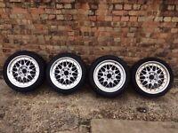 Bmw bbs rc wheels e36