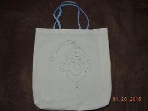 Colour Your Own Cloth Party Favor Bags Sarnia Sarnia Area image 2