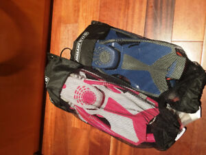 swimming US Divers Youth Snorkel flippers and mask Set