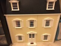 Victorian style dolls house