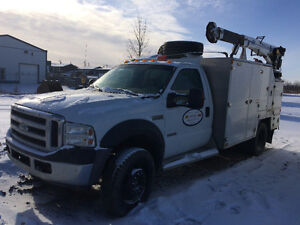 2006 Ford F-550 Other
