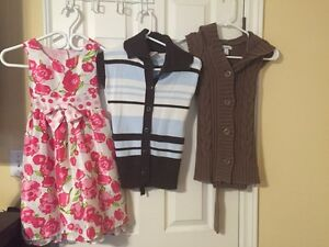 Girls dress/vest