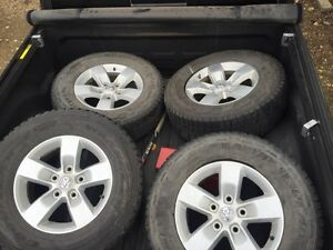 Ram 1500 17 inch rims and tires best offer