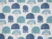 Ilivi Scandinavian wood fabric 1.5 metre new