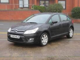 60 PLATE Citroen C4 1.6HDi 16v EGS Airdream+**AUTOMATIC** £30 TAX + NEW MOT+87K