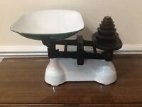 Genuine vintage Avery (Birmingham) scales and weights
