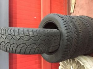 185/60R15 Altimax Arctic Winter Tires